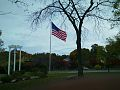 American Flag Flying At Monument.jpg