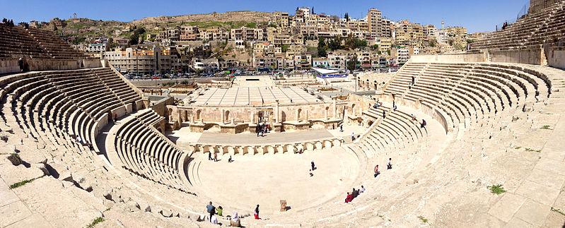File:Amman Roman Amphitheater.jpg
