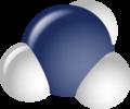 Ammoniakkmolekyl.png