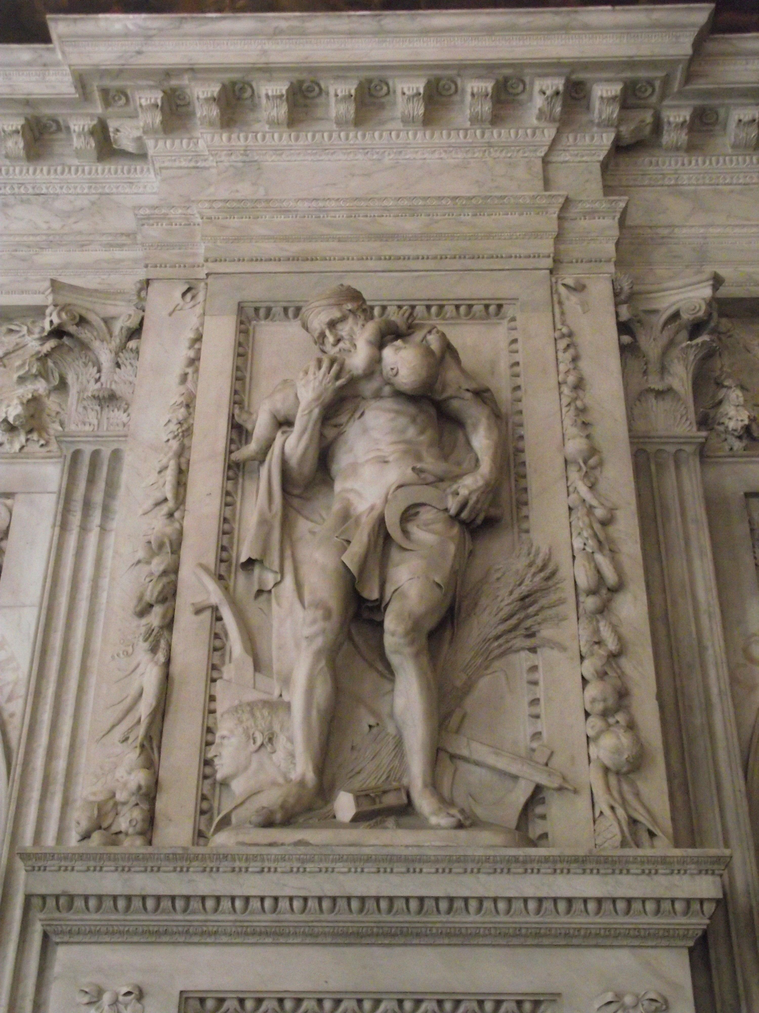Afbeeldingsresultaat voor Artus Quellinus saturnus