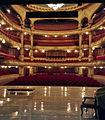Amsterdam, Stadsschouwburg, Grote Zaal, zicht vanaf het podium01.JPG