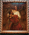 Amsterdam - Rijksmuseum - Late Rembrandt Exposition 2015 - Jacob Wrestling With An Angel c. 1659.jpg