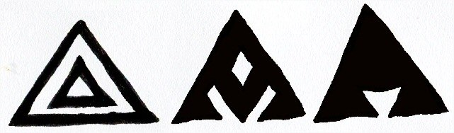 Amulet Kilim Motif