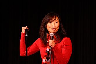Amy Anderson (comedian) - Amy Anderson performing in 2010