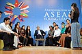 An ASEAN Youth Leader Asks Secretary Kerry a Question (10174729113).jpg