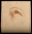 An ecstatic eye. Drawing, c. 1794. Wellcome V0009238.jpg