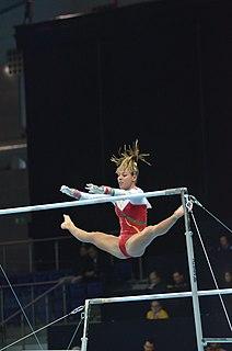 Ana Filipa Martins Portuguese artistic gymnast