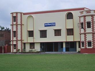 Anand Bhawan School - Anand Bhawan School (ISC)