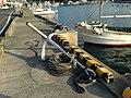 Anchor in Yobuko Port.JPG