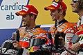 Andrea Dovizioso, Casey Stoner and Marco Simoncelli 2011.jpg