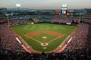 Los Angeles Angels - Angel Stadium of Anaheim