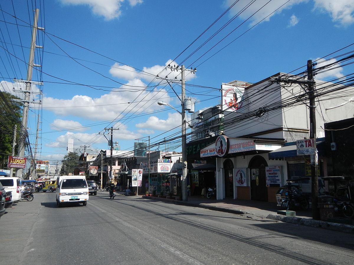 Angeles City Phillippines Resort Spa