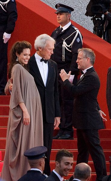File:Angelina Jolie and Clint Eastwood on the red carper (cropped).jpg