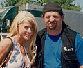 Angelina Love with Paul Billets.jpg