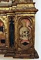 Angelo e bartolomeo degli erri, polittico dell'ospedale della morte, 1462-66, predella 05 teschio.jpg