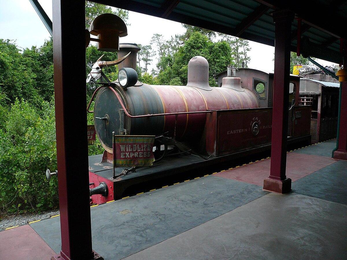 Wildlife Express Train - Wikipedia