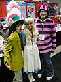 Anime Expo 2011 - Mad Hatter, Alice, and Cheshire Cat (5893313682).jpg