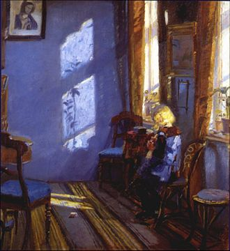 Helga Ancher - Image: Anna Ancher 1