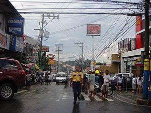 Antipolo - Antipolo City downtown