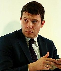 Антон Андреевич Алиханов