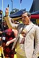 Antonio Banderas, Puss in Boots, 2011, Australia-5.jpg