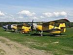 Antonov An-2 in Belarusian Service.jpg