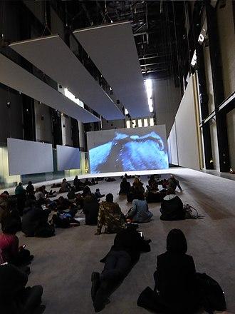 Philippe Parreno - Anywhen. At Turbine Hall, Tate Modern, London 2016.