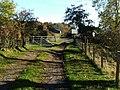 Approach to Kipperoch Farm - geograph.org.uk - 1557115.jpg
