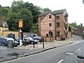 Approaching the junction of The Wharfage and New Road - geograph.org.uk - 1462612.jpg