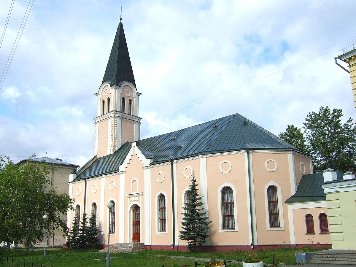 Лютеранская церковь Святой Екатерины (Архангельск)