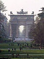 Arco della Pace Parco Sempione.jpg