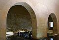 Arcs del parc d'enginyers militars, castell de santa Bàrbara d'Alacant.JPG