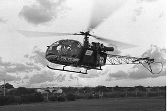 Arkia - Arkia operated the first Israeli civilian helicopter service in October 1959.