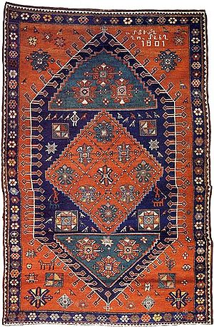 Armenian tapestry