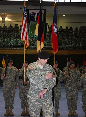 172nd Infantry Brigade (United States) - Formal reactivation ceremony