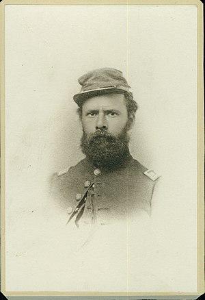Arnold Sutermeister - Arnold Sutermeister in 1864