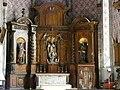 Arreau chapelle Saint-Exupère retable.JPG