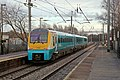Arriva Trains Wales Class 175, 175105, Newton-Le-Willows railway station (geograph 3818409).jpg
