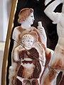 Arte romana, gran cammeo della ste chapelle con esaltazione della dinastia giulio-claudia, 23 dc ca., livilla e caio cesare.JPG