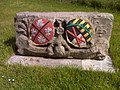 Artern, kursächsischer Wappenstein nahe der Saline.jpg