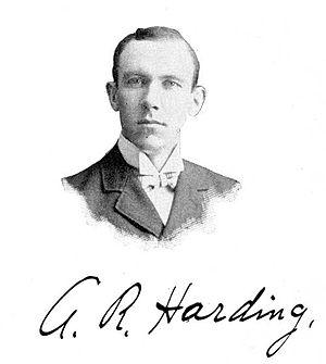 Arthur Robert Harding cover
