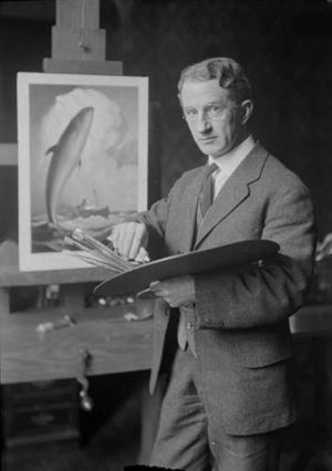 Arthur Heming - Arthur Heming, 1912