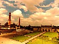 Asfi Mosque Nd Gateway Of Bada Imambada Of Lucknow.JPG