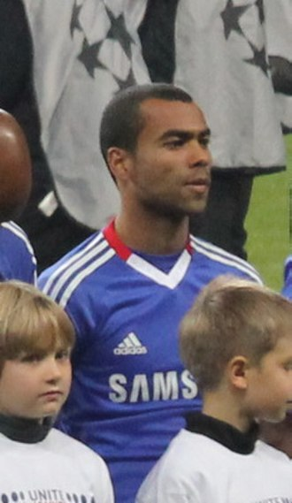 Ashley Cole - Cole lining up for a Champions League game at Spartak Moscow in October 2010
