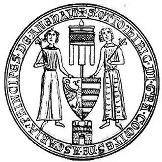 Henry I, Margrave of Brandenburg-Stendal - Henry I and Otto IV