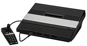 Atari 5200 - Atari 5200 system and controller