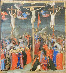 Giotto di Bondone: Crucifixion