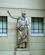 Athena of Velletri (casting in Pushkin museum) by shakko 01.jpg
