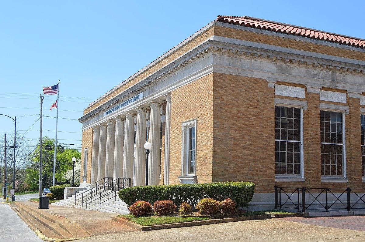 Old Athens Alabama Main Post Office Wikipedia
