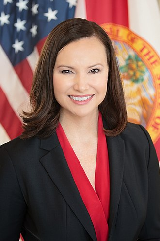 Government of Florida - Image: Attorney General Ashley Moody